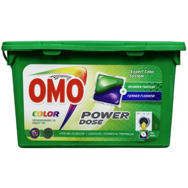 Omo Power Dose 16-pk