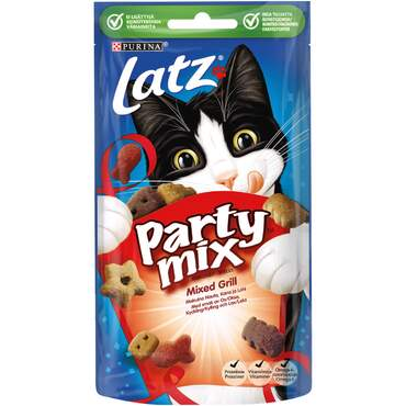 Kattesnacks Latz Party Mix