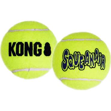 Hundeleke Kong Air Squeaker ball