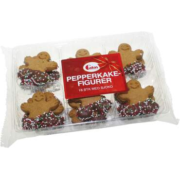 Pepperkakefigurer