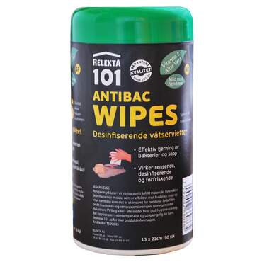 Antibac Wipes 101