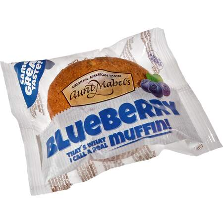 Muffins Aunt Mabel's 100 g Bluberry