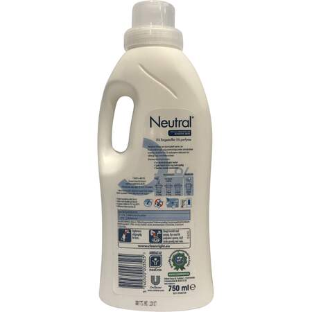 Skyllemiddel Neutral 750 ml
