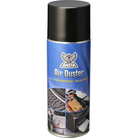 Rensespray 400 ml, Air Duster