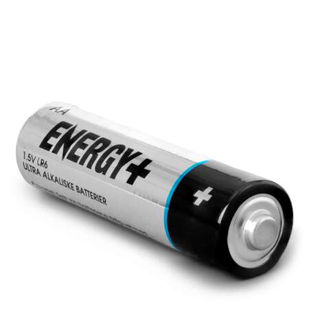 Batteri AA 4-pk, ultra digital,Energy+
