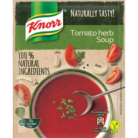 Tomatsuppe 58 g Knorr