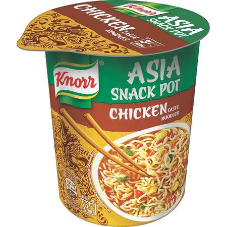 Asian Snack pot 70 g Chicken, Knorr